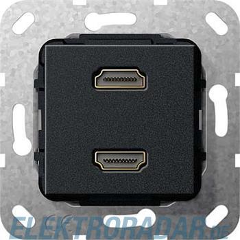 Gira HDMI 2fach Kabelpeitsche 567210
