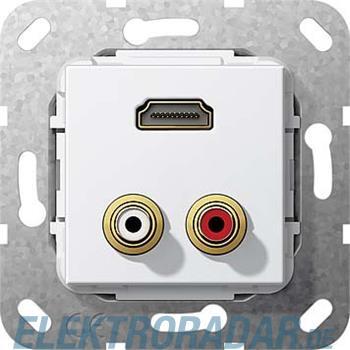 Gira UP Tragring HDMI C Audio 567303
