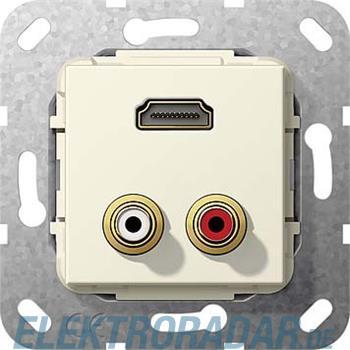 Gira UP Tragring HDMI C Audio 567401