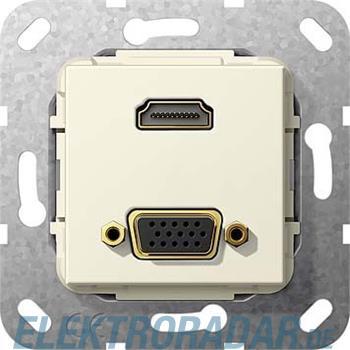 Gira UP Tragring HDMI und VGA 567701