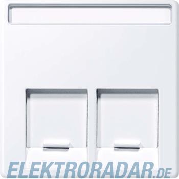 Merten Zentralplatte 2fach MEG4574-0325