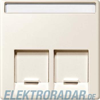 Merten Zentralplatte 2fach MEG4574-0344