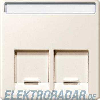 Merten Zentralplatte 2fach MEG4574-0444