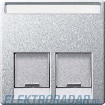 Merten Zentralplatte 2fach MEG4574-0460