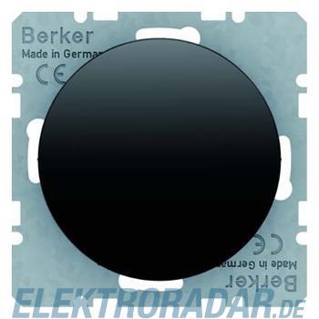 Berker Blindverschluss sw/gl 10092045