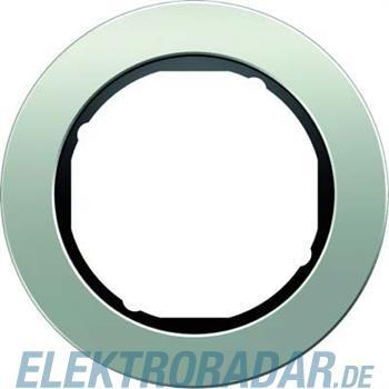Berker Rahmen Alu/sw 10112084