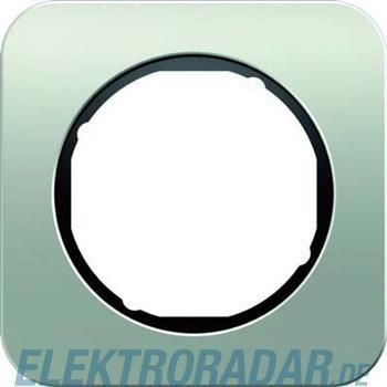 Berker Rahmen Alu/sw 10112184