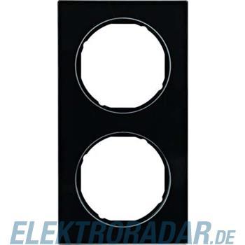Berker Rahmen Glas/sw 10122216