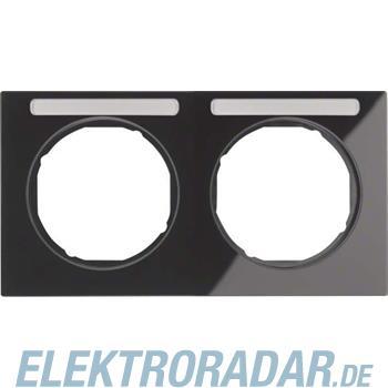 Berker Rahmen m.Beschriftungsfeld 10122235