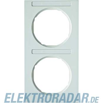 Berker Rahmen m.Beschriftungsfeld 10122269