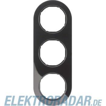 Berker Rahmen sw/gl 10132045