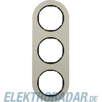 Berker Rahmen Alu/sw 10132084