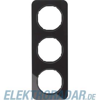 Berker Rahmen Glas/sw 10132116