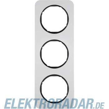 Berker Rahmen Alu/sw 10132184