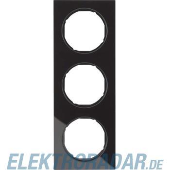 Berker Rahmen Glas/sw 10132216