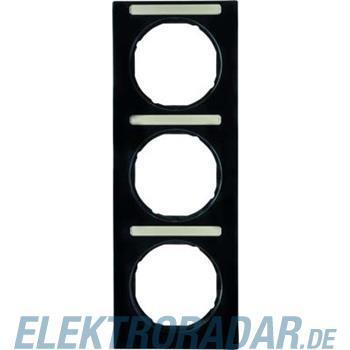 Berker Rahmen m.Beschriftungsfeld 10132225