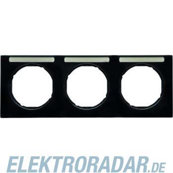 Berker Rahmen m.Beschriftungsfeld 10132235