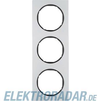 Berker Rahmen Alu/sw 10132284