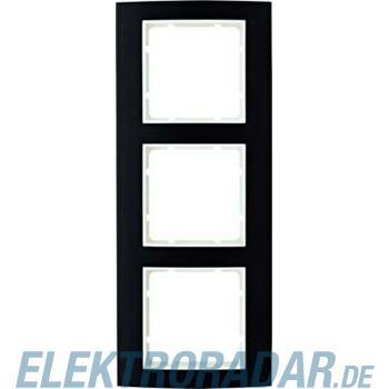 Berker Rahmen sw/pows 10133025
