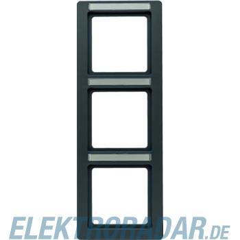 Berker Rahmen m.Beschriftungsfeld 10136016