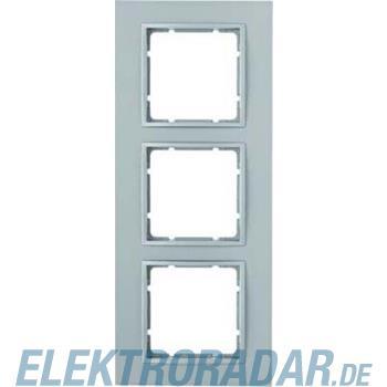 Berker Rahmen alu/matt 10136424