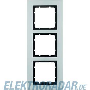 Berker Rahmen Alu/anth 10136904