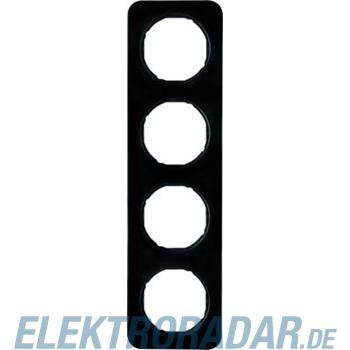 Berker Rahmen sw/gl 10142145