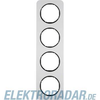 Berker Rahmen Alu/sw 10142184