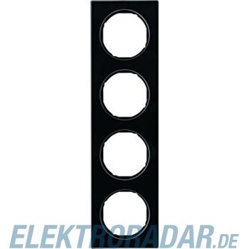 Berker Rahmen Glas/sw 10142216