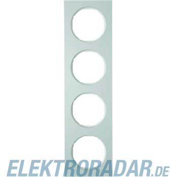 Berker Rahmen Alu/pows 10142274