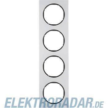 Berker Rahmen Alu/sw 10142284