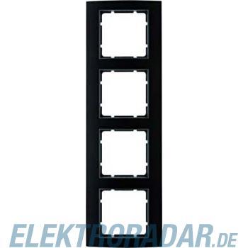 Berker Rahmen sw/anth 10143005
