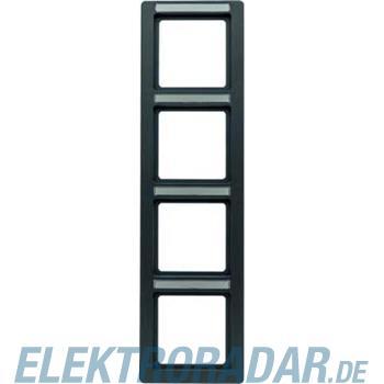 Berker Rahmen m.Beschriftungsfeld 10146016