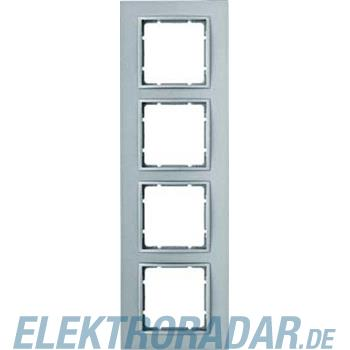 Berker Rahmen Alu/matt 10146424