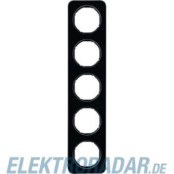 Berker Rahmen Glas/sw 10152116
