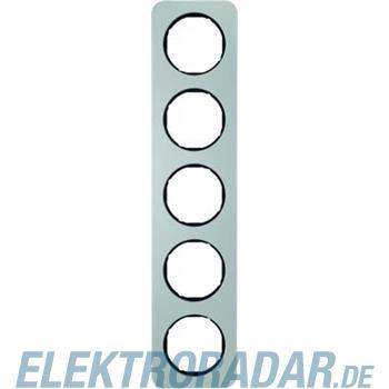 Berker Rahmen Alu/sw 10152184