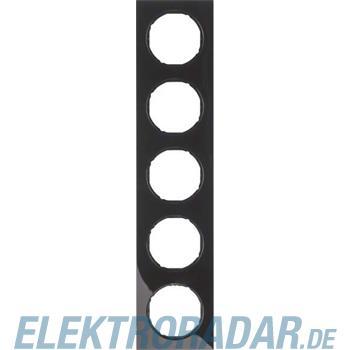 Berker Rahmen sw/gl 10152245