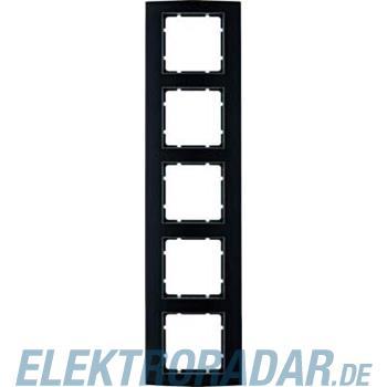 Berker Rahmen sw/anth 10153005