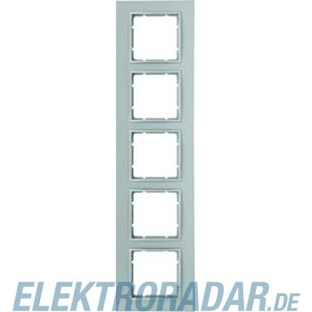 Berker Rahmen Alu/matt 10156424