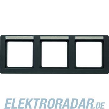 Berker Rahmen 3fach anth/sa 10236016