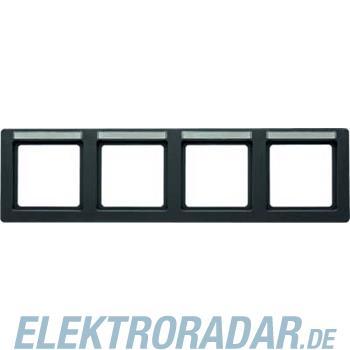 Berker Rahmen 4fach anth/sa 10246016