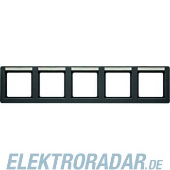 Berker Rahmen 5fach anth/ma 10256016