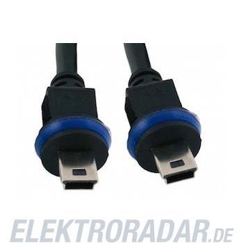 Mobotix Mini-USB-Kabel 5m MX-CBL-MU-STR-5