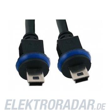 Mobotix Mini-USB-Kabel 2,0m MX-CBL-MU-STR-2