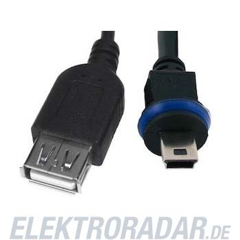 Mobotix Mini-USB-Kabel 0,5m MX-CBL-MU-STR-AB-05