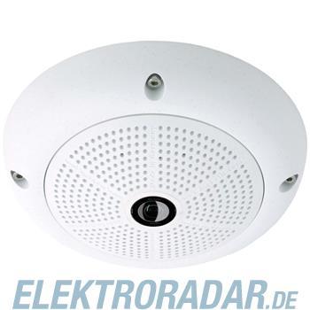 Mobotix Hemispheric Kamera MX-Q25M-Sec-D12-BL