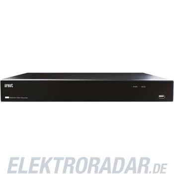 Grothe Netzwerk Videorekorder NVR 1093/932H