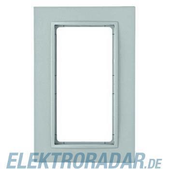 Berker Rahmen alu/matt 13096424