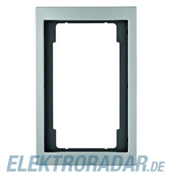 Berker Rahmen Alu 13097003