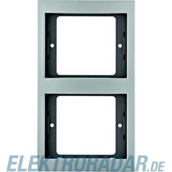 Berker Rahmen Alu 13237003